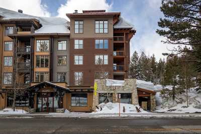 Mammoth Lakes Condo/Townhouse For Sale: 6201 Minaret Road #2303