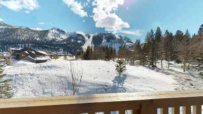 Mammoth Lakes Condo/Townhouse Active Under Contract: 1167 Pyramid Peak Drive