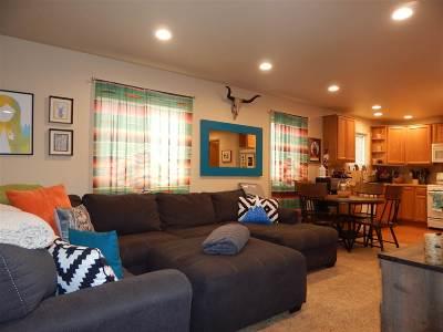 Mammoth Lakes Condo/Townhouse Active-Price Chg: 85 Mountain Blvd #3