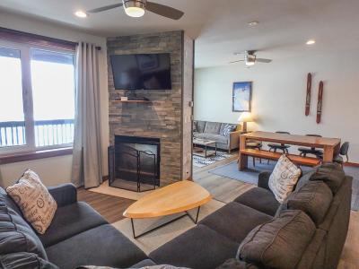 Mammoth Lakes Condo/Townhouse For Sale: 4000 Meridian Blvd. #415