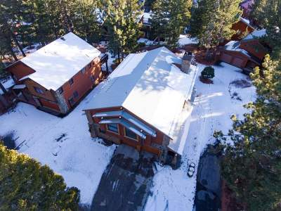 Mammoth Lakes Single Family Home Active-Price Chg: 101 Hill Street