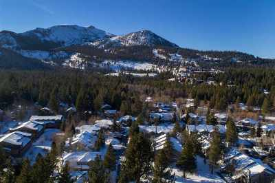 Mammoth Lakes Condo/Townhouse Active Under Contract: 563 Golden Creek Rd
