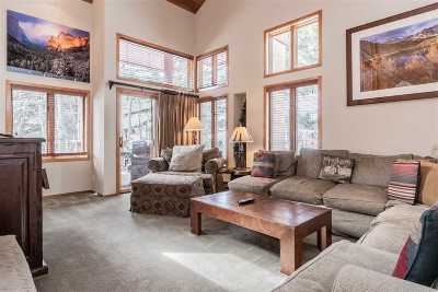 Mammoth Lakes Condo/Townhouse For Sale: 475 Snowcreek Rd