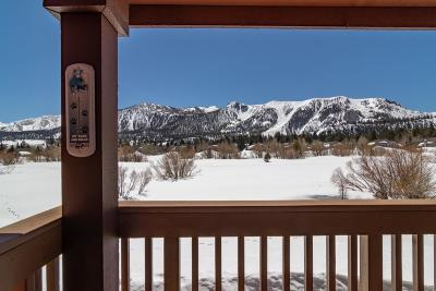 Mammoth Lakes CA Condo/Townhouse Active Under Contract: $609,000