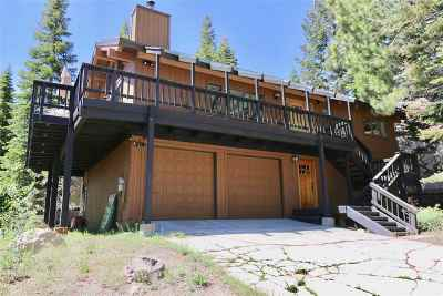 Mammoth Lakes Single Family Home For Sale: 260 Silver Tip Lane