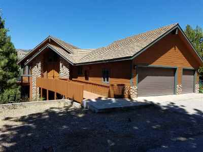 June Lake Single Family Home For Sale: 3014 Highway 158