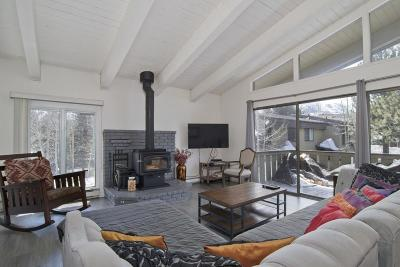 Mammoth Lakes Condo/Townhouse Active-Price Chg: 3251 Chateau Road #6