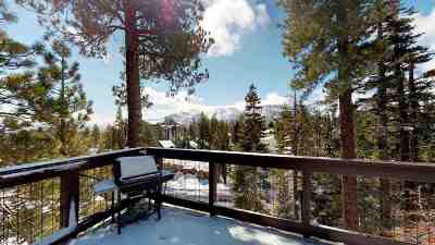 Mammoth Lakes Single Family Home For Sale: 374 Ridgecrest Drive