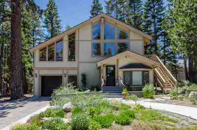 Mammoth Lakes Single Family Home Active Under Contract: 190 Silver Tip Lane