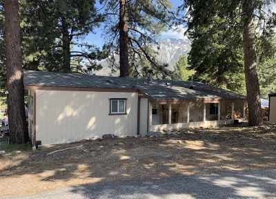 Mammoth Lakes Mobile Home For Sale: 100 Ski Trail #34