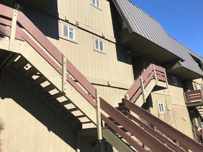 Mammoth Lakes CA Condo/Townhouse For Sale: $329,000