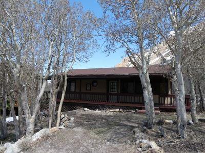 Big Pine, Bishop Single Family Home For Sale: 136 Manzanita Road