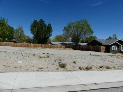 Bishop Residential Lots & Land For Sale: 1959 Shoshone