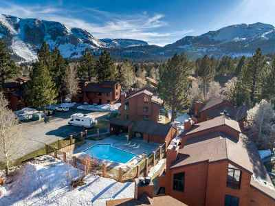 Mammoth Lakes Condo/Townhouse For Sale: 103 Meadow Lane #31
