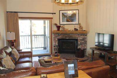 Mammoth Lakes Condo/Townhouse For Sale: 803 Canyon Blvd #60 Boulevard