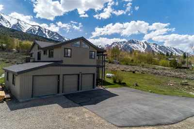 Crowley Lake Single Family Home Active Under Contract: 165 Hilton Creek Drive