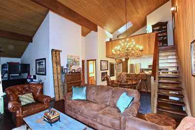 Mammoth Lakes Condo/Townhouse For Sale: 435 Lakeview Blvd Boulevard