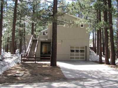 Mammoth Lakes Single Family Home For Sale: 94 Joaquin Rd