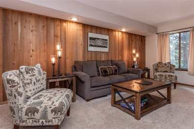 Mammoth Lakes Condo/Townhouse Active Under Contract: 152 Viewpoint #153 Road