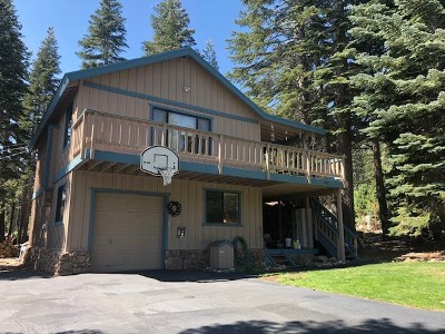 Mammoth Lakes Single Family Home For Sale: 45 Tyrol Lane