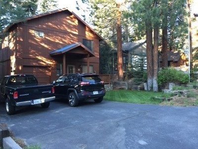 Mammoth Lakes Single Family Home For Sale: 369 Pinecrest Avenue