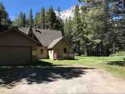 June Lake CA Single Family Home For Sale: $579,000