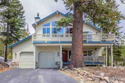 Mammoth Lakes Single Family Home For Sale: 269 Ridgecrest Drive