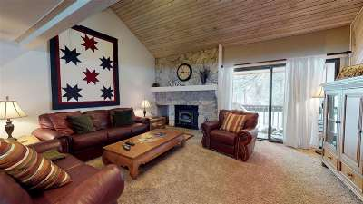 Mammoth Lakes CA Condo/Townhouse For Sale: $509,000