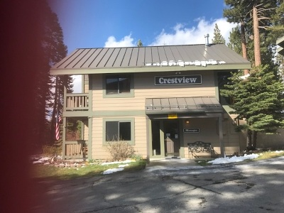 Mammoth Lakes CA Condo/Townhouse For Sale: $449,500
