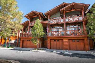 Mammoth Lakes CA Condo/Townhouse For Sale: $925,000