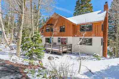 Mammoth Lakes Single Family Home Active-Price Chg: 85 Summit Street
