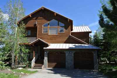 Mammoth Lakes Single Family Home For Sale: 92 Wagon Road