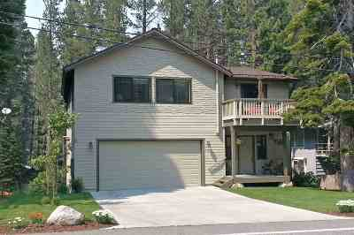 Mammoth Lakes Single Family Home For Sale: 2186 Old Mammoth Rd