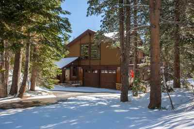 Mammoth Lakes CA Single Family Home For Sale: $1,150,000
