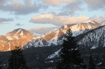 Mammoth Lakes CA Condo/Townhouse For Sale: $450,000