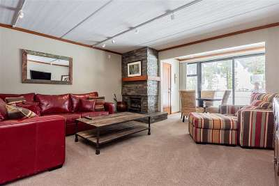 Mammoth Lakes CA Condo/Townhouse For Sale: $550,000