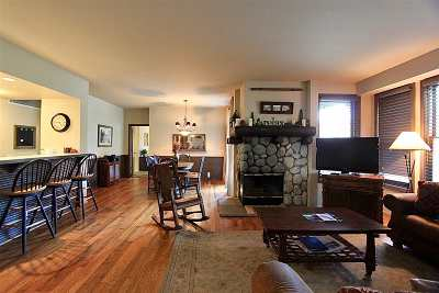 Mammoth Lakes Condo/Townhouse For Sale: 889 Links Way