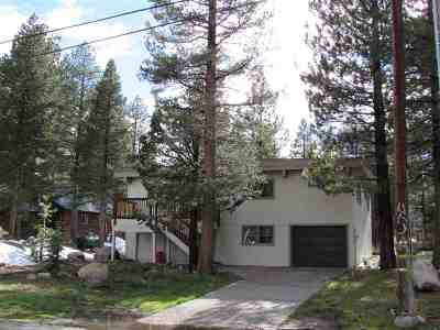 Mammoth Lakes Single Family Home For Sale: 390 Lupin Street