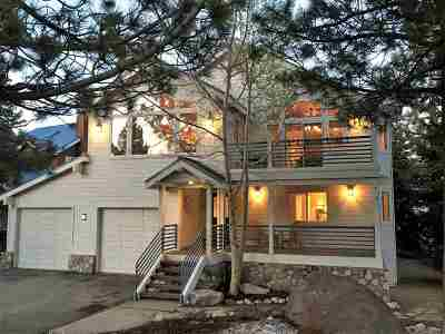 Mammoth Lakes Single Family Home For Sale: 233 Wagon Wheel Road