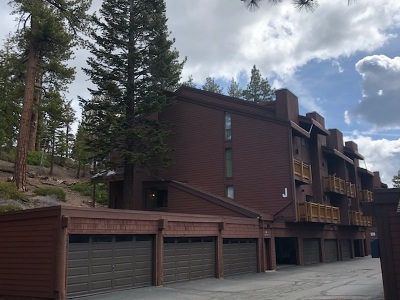 Mammoth Lakes Condo/Townhouse Active Under Contract: 248 Mammoth Slopes Drive #91