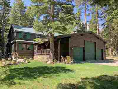Mammoth Lakes Single Family Home For Sale: 179 Alexander Lane