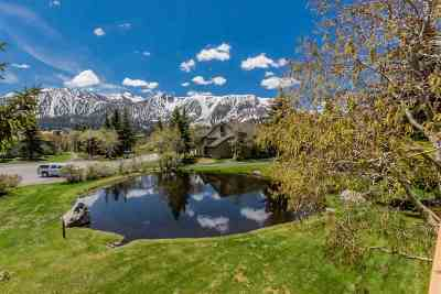 Mammoth Lakes Condo/Townhouse For Sale: 319 Fascination