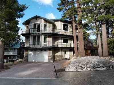 Mammoth Lakes Single Family Home For Sale: 1 Jahan
