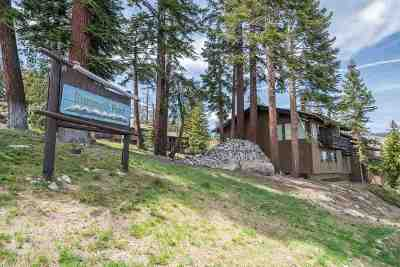 Mammoth Lakes Condo/Townhouse For Sale: 94 John Muir Road #107