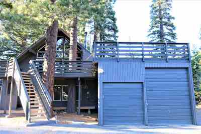 Mammoth Lakes Single Family Home For Sale: 86 Beaver Court