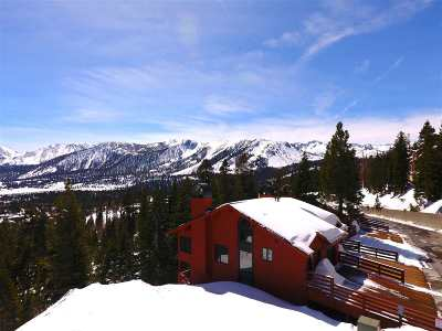 Mammoth Lakes Condo/Townhouse For Sale: 29 Bridges Lane