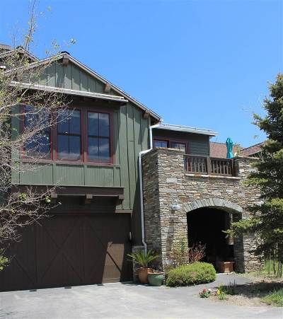 Mammoth Lakes Condo/Townhouse For Sale: 1503 Clear Creek Road