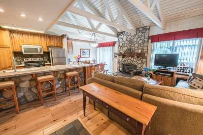 Mammoth Lakes Condo/Townhouse Active Under Contract: 244 Lakeview Blvd #176