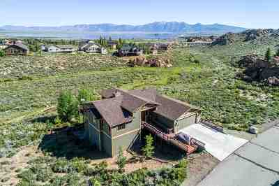Crowley Lake Single Family Home For Sale: 81 Larkspur Drive