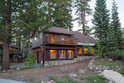 Mammoth Lakes Single Family Home For Sale: 29 Larkspur Lane